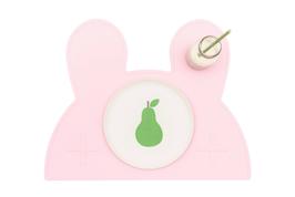 Placies Bunny powder pink