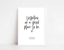 "Print ""together...."""