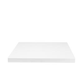Piano in Mdf ricoperto in PVC 59X59 D.59 CM