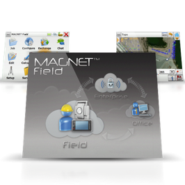 MAGNET FIELD (Field + Roads + Robotics)