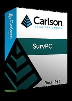 Carlson SurvPC (GNSS)