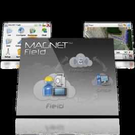 MAGNET FIELD (Field GPS und MMGPS)