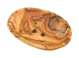 Seifenschale OVAL mini - L 9 cm