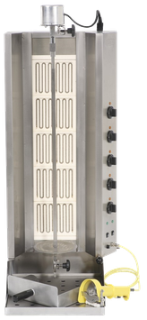 Elektro Gyros-Grillgerät Typ MAXI 75