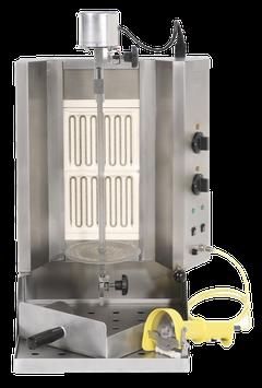 Elektro Gyros Grillgerät Typ MAXI 30