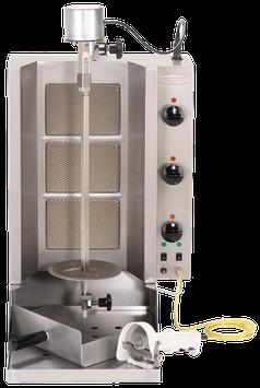 Gyros-Grillgerät Typ Gas G 85