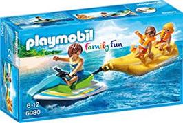 6980 Aqua Scooter mit Bananeboot