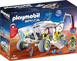 9489 Mars-Erkundungs-Fahrzeug