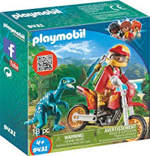 9431 Motocross-Bike mit Raptor