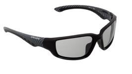 EXCAPE-EXCMATIC photochrome Sportbrille schwarz/grau/schwarz