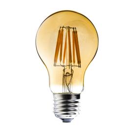 Ampoule E27 - A60 Filament ambre