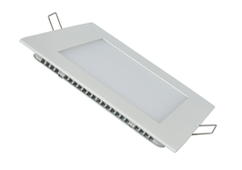 Square Panel Blanc