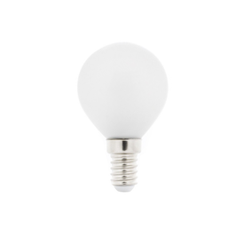 Ampoule E14 - Globe en verre