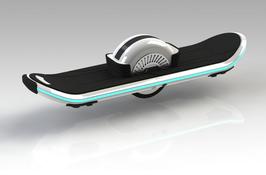 Gyro Skateboard