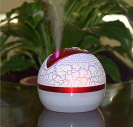 Haut Parleur Bluetooth LED - Diffuseur d'huiles essentielles