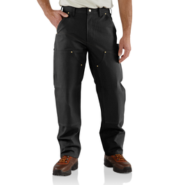 FIRM DUCK DOUBLE-FRONT WORK DUNGAREE