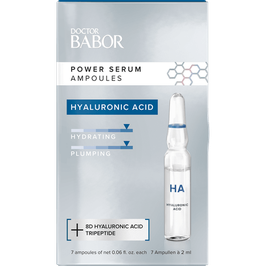 Doctor Babor Hyaluronic Acid - Power Serum Ampoules
