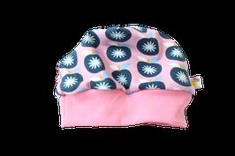 Mütze rosa Äpfel