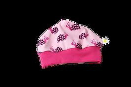 Mütze rosa/pink Schildkröte
