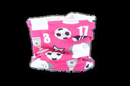 Loop pink Fussball
