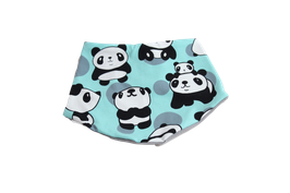 Halstuch panda mint