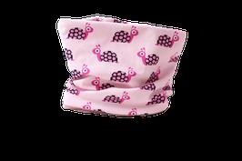 Loop pink rosa Schildkröte