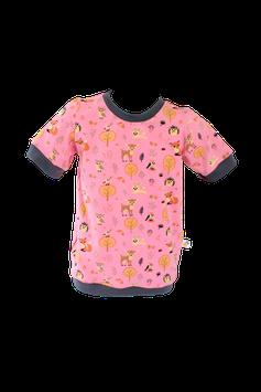 Shirt Waldtiere T-Shirt rosa