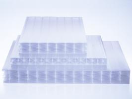32mm MAKROLON® IQ Relax-Stegplatten - Opal-weiß