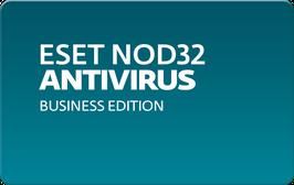 ESET NOD32 Antivirus Business Edition, 1 год, продление