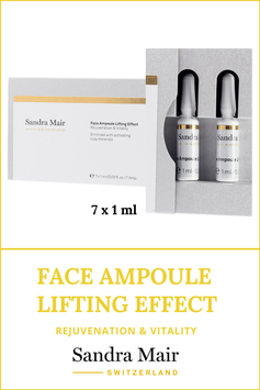 FACE AMPOULE LIFTING EFFECT