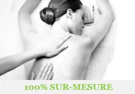 Modelage 100% Sur Mesure Dos