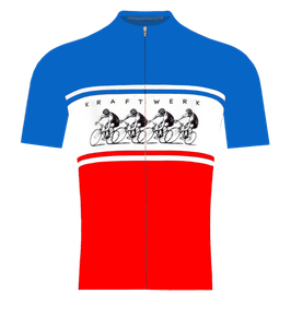 CYCLING JERSEY - TRICOLORE