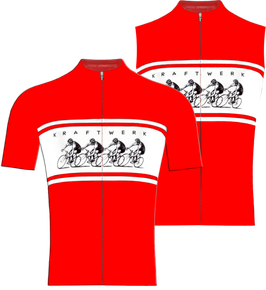 CYCLING SET - 2 PIECES - 3 DESIGNS