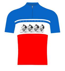 TRICOLORE CYCLING JERSEY