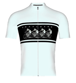 CYCLING JERSEY - WHITE