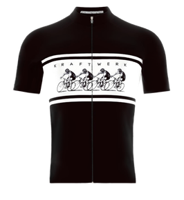 CYCLING JERSEY - BLACK