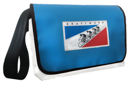 SHOULDER BAG BLUE - TOUR DE FRANCE DÜSSELDORF 2017