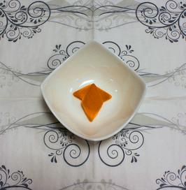 Karottenkekse (mit Glasur)