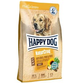 Happy Dog NaturCroq Geflügel pur & Reis 1kg