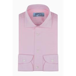 Hemd Classic, uni rosa