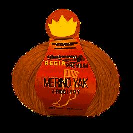 REGIA Premium 4-Fädig Merino Yak Puder 07505