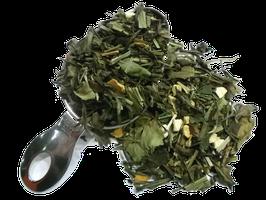 Té Blanco-Verde Limón y Jengibre