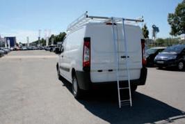 MTS-Ausziehbare Leiter unter den MTS-Dachträger für Mercedes Vito Bj.: 2014-