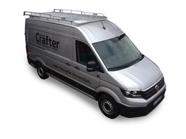 MTS-Dachträger aus feuerverzinktem Stahl für VW Crafter 2017-