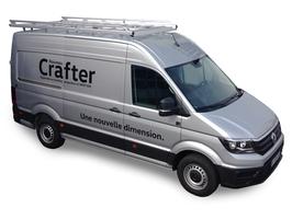 MTS-Dachträger aus Aluminium für VW Crafter 2017-