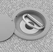 Montagezubehör für Bodenplatte PEUGEOT