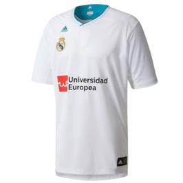 Basketbalshirt Real Madrid Adidas