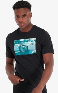 FC Nike fotoshirt NIKE, zwart