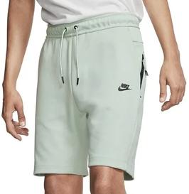 Nike Tech Fleece sportshort, mintgroen