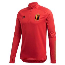 België Euro 2020 Zip-sweater Adidas